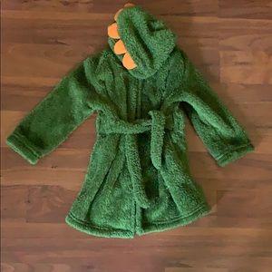 Toddler Dinosaur Robe